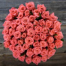 Букет из 51 роз Анна Карина