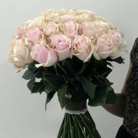 Букет из 51 розы Pink Mondial