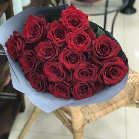 Букет из 19 роз Эквадор