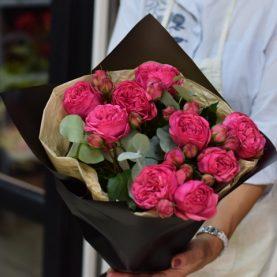 Букет роз Pink Piano