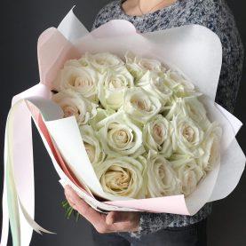 Букет пионовидных роз О