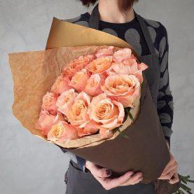Букет из 15 роз Shimmer