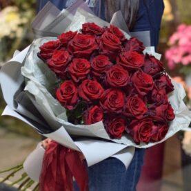 Букет роз Эксплорер (Эквадор)