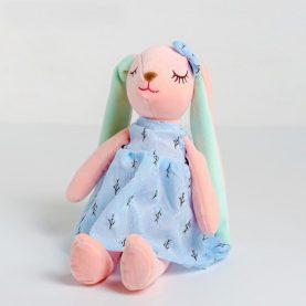 «Зайка в платье», 36 см, цвета МИКС
